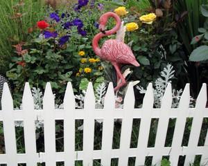 Забор декоративный №1