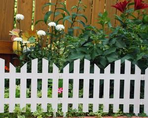 Забор декоративный №4